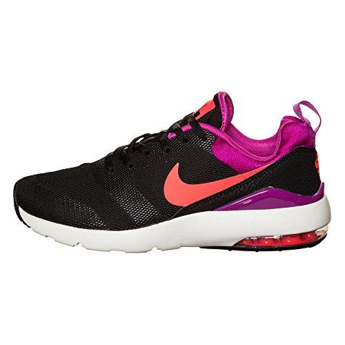 Nike Wmns Air Max Siren - Zapatillas Mujer - BLACK/HOT LAVA-FCHS