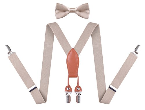 Toddler Suspenders Adjustable Suspender Wedding