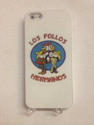 (650wi4) Los Pollos Hermanos iPhone 4 /4S White Case