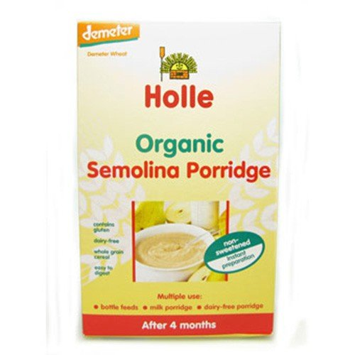 Holle - Dem Cereal Semolina Porridge | 250g