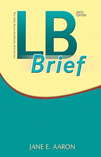 Pdf Lb Brief 6th Edition Full Online By Jane E Aaron Wengibooksstore