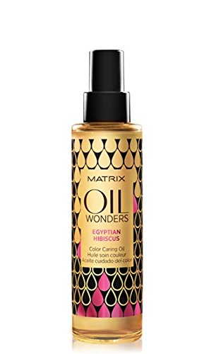 Matrix Oil Wonders Egyptian Hibiscus Color Caring Oil 5.1 Ounce