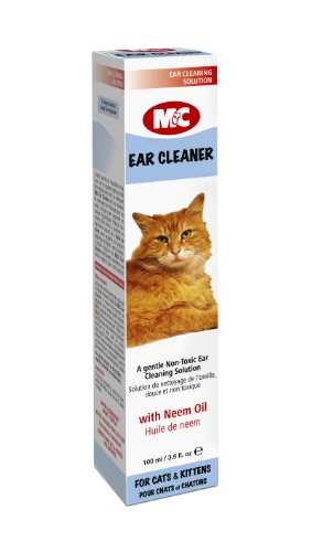 MandC Ear Cleaner for Cats