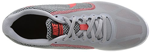 Grey Wolf Red 3 black Running Men's Track Shoes Revolution Nike Grey nfqzYXvw
