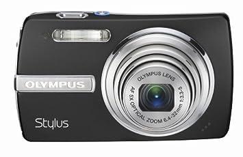 Olympus Stylus 840 - Cámara Digital Compacta 8 MP: Amazon.es ...