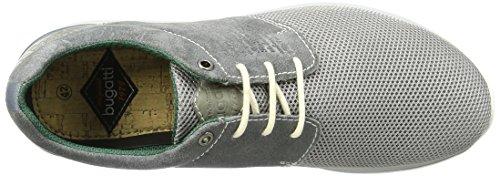 160 Grau Bugatti Sneakers K420636 Herren Grau pwgTxUqzWg