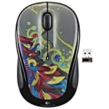 Logitech Wireless Mouse M325 - Optical - Wireless - Radio Frequency - USB - Tilt Wheel - 3 Button(s) - Symmetrical