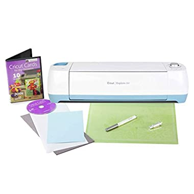 Cricut Explore Air Machine Bundle with Instructional DVD