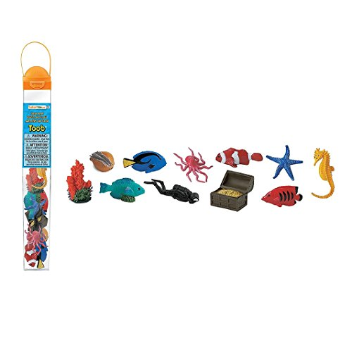 Safari Ltd Coral Reef TOOB Set