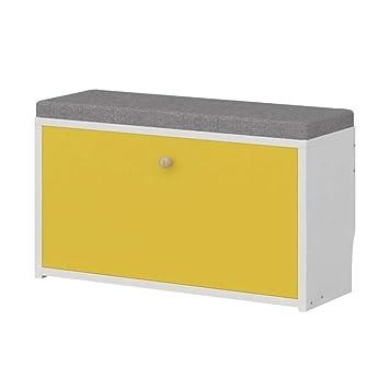 Super Amazon Com Shoe Rack Huyp Seat Bench With Storage Household Creativecarmelina Interior Chair Design Creativecarmelinacom