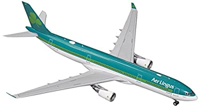 Gemini200 Aer Lingus A330-300 EI-Eav 1:200 Scale Diecast Model Airplane Die Cast Aircraft
