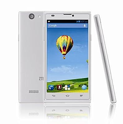 ZTE Blade L2 Unlocked GSM Quad-Core Android Smartphone w/ 8MP Camera - White