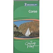 Corse guide vert
