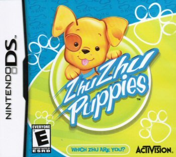Zhu Zhu Puppies Game for NDS ()
