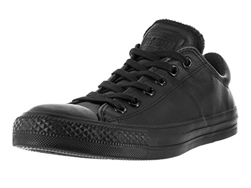 Converse Womens Chuck Taylor All Star Madison Ox Basketball Shoe Black/Black