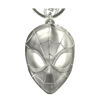 Monogram Marvel Spider-Man Pewter Llavero: Amazon.es ...