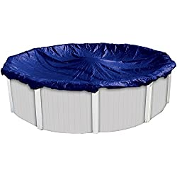 Harris 10-Year Economy Winter Cover for 24' Above Ground Round Pool