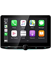 """Kenwood Excelon Reference DMX1057XR 10.1"""" Digital Multimedia Receiver with Backup Camera (Does not Play DVD/CD Discs)   Car Stereo Receiver"""
