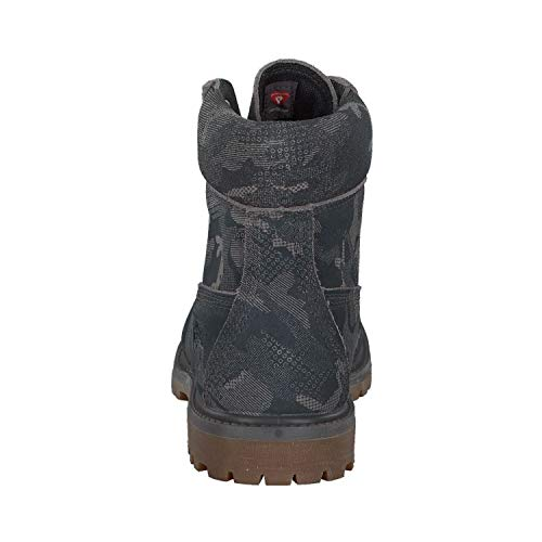 Pour Premium Femme Gris Botin Suede Timberland Wxy80wpq8a