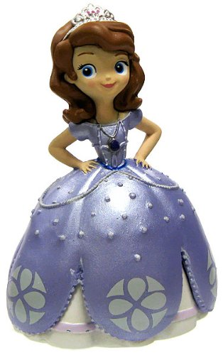 Disney Sofia the First Exclusive 3 inch PVC Figurine Sofia