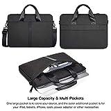 15.6 Inch Laptop Sleeve Shoulder Bag Waterproof Men