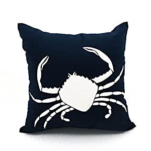 41IheF5Ss6L._SS300_ 100+ Coastal Throw Pillows & Beach Throw Pillows