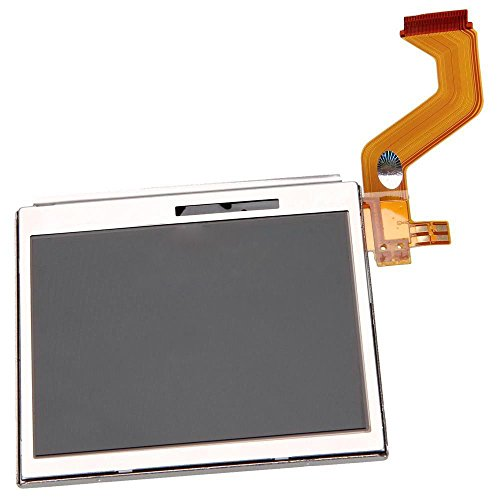 Haihuic Top Upper LCD Display Screen Replacement for Nintendo DS Lite DSL NDSL Repair Replace Parts