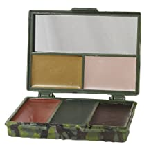 Fox Outdoor Products Camouflage Compact Face Paint
