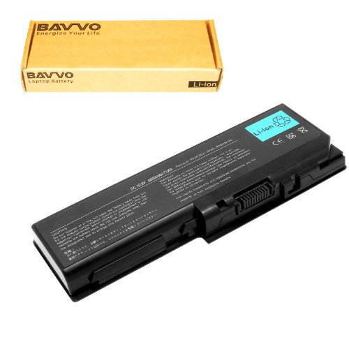 Bavvo 9-Cell Battery Compatible with Toshiba Satellite X205 Series