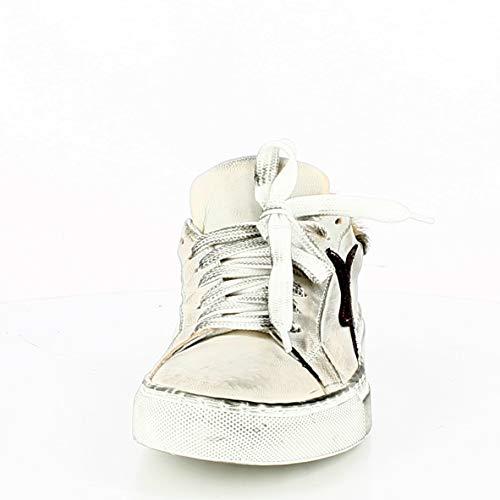 Sneakers Doré Blanc Follie Divine Femme EH9IYeWD2