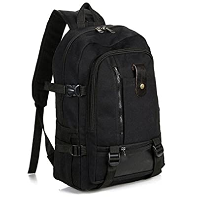 Qisc Canvas Backpack 89b9b91c57622