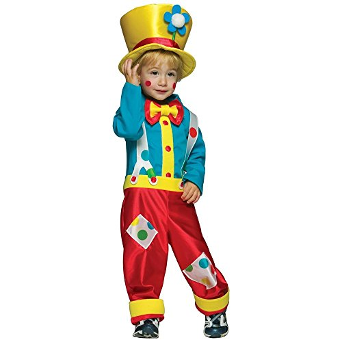 Clown Boy Toddler Costume - Toddler
