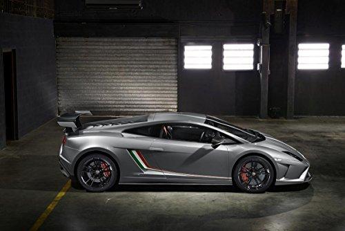 Gifts Delight LAMINATED 36x24 Poster: Lamborghini Gallardo L