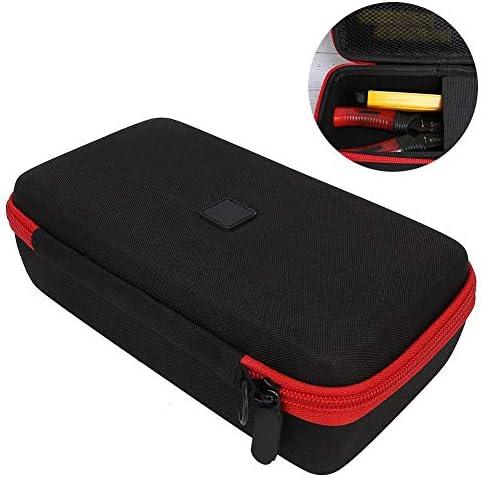 多目的ハードウェアボックス、EVAハードシェル防水ハードウェアツール収納ボックス(黒)-良好なシール性能/寛大な外観