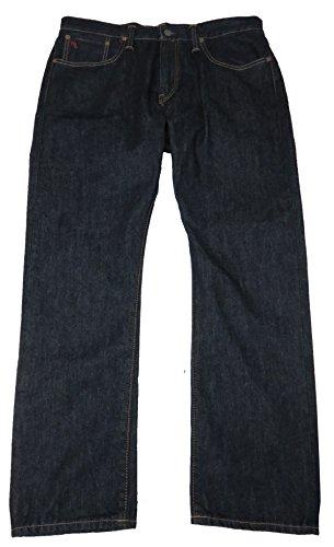 Ralph Lauren Men's Hampton Straight Jeans, Size 33x30, Blue Denim