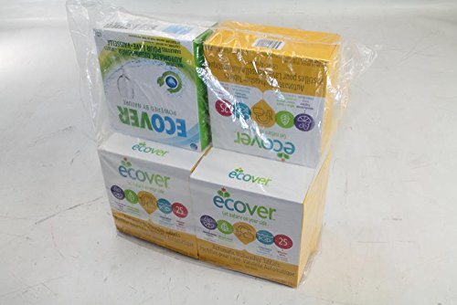 Ecover 412010041BUNDLE2 Automatic Dishwashing Tablets Citrus 17.6 oz Pack of 6