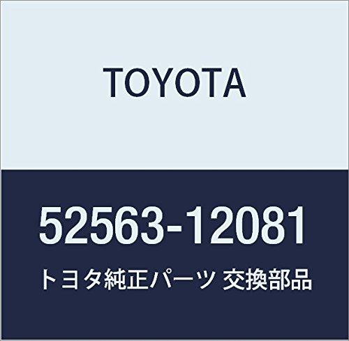 Toyota 52563-12081 Rear Bumper Retainer