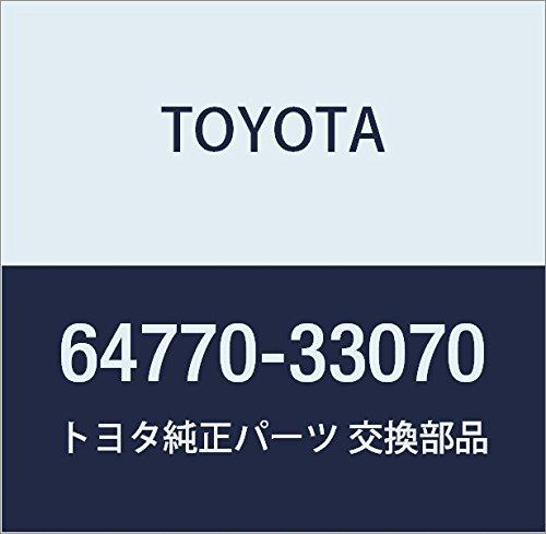 Toyota Genuine 64770-33070 Spare Wheel Cover