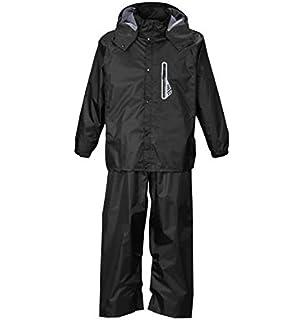 dc418a1a8cf2d8 (エムシーエスピー) Mc.S.P 透湿 防水 レインスーツ 大きいサイズ ブラック キング