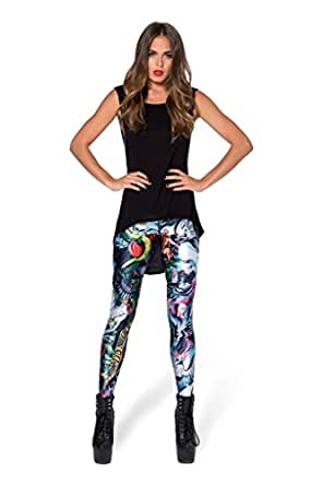 Hamiltion Womens 3D Digital Print Leggings as Pants Fashion Funky Pattern 122