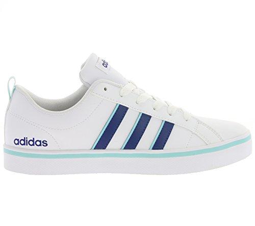 adidas VS PACE W - Zapatillas deportivas para Mujer, Blanco - (FTWBLA/TINUNI/AGUCLA) 37 1/3