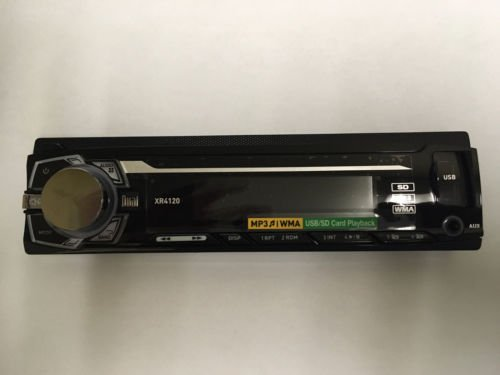 Dual XR4120 replacement faceplate (Faceplates Dual)