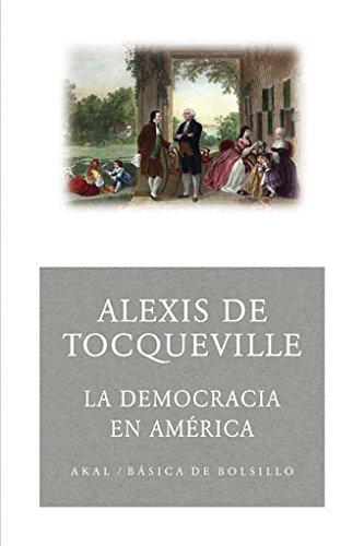 La Democracia En Amrica Libro Epub Alexis De Tocqueville Deslesymdi
