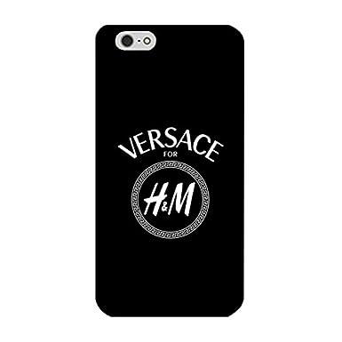 pretty nice b91b1 c88bb Versace Medusa Brand Logo Cell Phone Case Snap On Iphone 6 Plus/6s ...