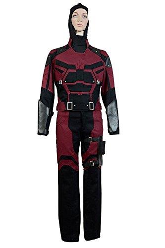 Daredevil Marvel Comics Outfit Cosplay Kostüm Herren