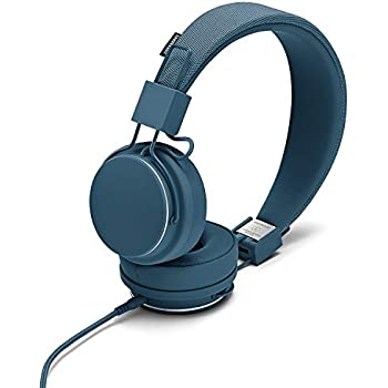 b6c5b5ec011 Amazon.com: Urbanears Plattan 2 On-Ear Headphone, Black (04091668 ...