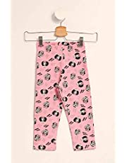 DeFacto Slim Fit Trouser For Girls - Pink