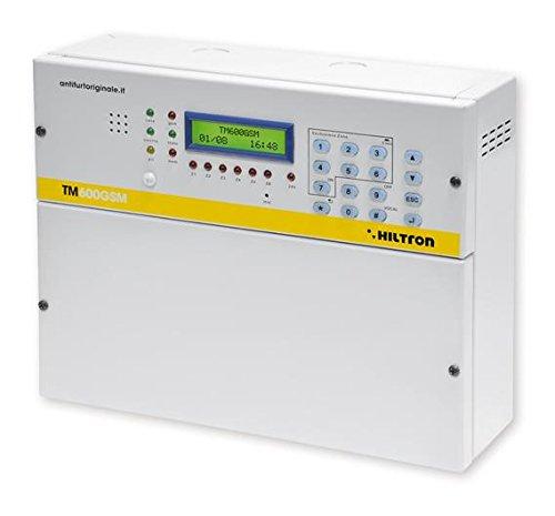 Alarmanlage 6Zonen ausgeglichen mit Wählscheibe GSM + Detektor Eingebaute Serie TM