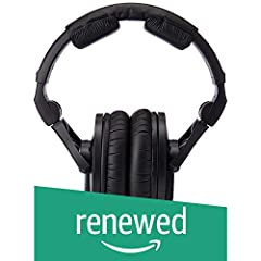 Sennheiser HD280 Professional Headphones (Factory Repack) The HD 280 Pro is Sennheiser's most significant closed, around-the-ear headphone to be introduced in years. Designed to exceed the demands of the professional environment, the HD 280 P...