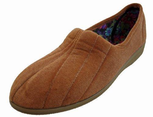 Surf 4 Shoes , Damen Hausschuhe Beige